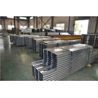 Quality Lipped Metal C Purlins for Metal Roof , Galvanized Steel Purlins C Section wholesale