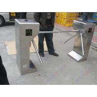 China M1 Card Reader Pedestrian Vertical Tripod Turnstile Gate Access Control Portable on sale
