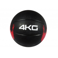 China rubber medicine ball, rubber medicine ball set, rubber medicine ball set with rack on sale