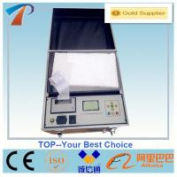 China Fully automatical oil tester dielectric strength insulating oil test,IEC156,ISO,CE certificates on sale