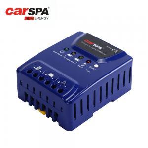 Quality 12v 24v Solar Charge Controller , 30A PWM Solar Panel Voltage Regulator wholesale