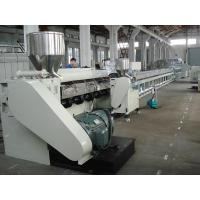 Buy cheap Ceiling Panel PVC Sheet Production Line, PLC Control UPVC Window Making Machine from wholesalers