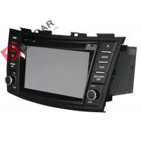 Quality 3G Radio RDS SUZUKI SWIFT Car Dvd Player ,  7 Inch Touch Screen Car Stereo With IPod Video Play wholesale