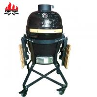 Quality Easy Transportation Ceramic Outdoor Grill With Standing High Temperature wholesale