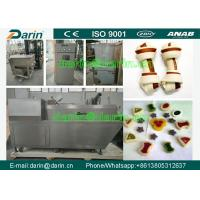 Buy cheap Pet Chewing Gum Machine / dog Chewing Snack Pet Food Production Line product