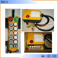 Quality Wireless Digital Industrial Remote Control Transmisor For Crane wholesale