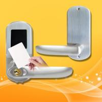 China Commercial Key Card Access Door Locks 36-50 Mm Thickness For Home Easy Installation on sale