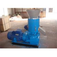 Quality Waste Recycle Wood Pellet Maker Machine For Straw / Grass 550 * 300 * 710 wholesale