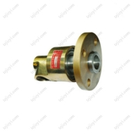 Quality High speed copper housing water rotary union ANSI flange connection 1 inch wholesale