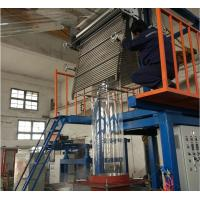 Cheap High Efficiency PVC Shrink Film Blowing Machine for sale