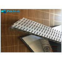 Quality Sound Proof Aluminum Honeycomb Sandwich Panels Tooled Surface Treatment wholesale