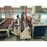 Quality Automatic Pvc Carpet Tiles , Hot - Air Circulation Oven Tile Production Line wholesale