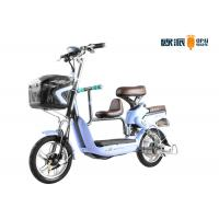 China Pedal Assist Electric Bike With Child Seat Lead Acid Lithium Battery on sale