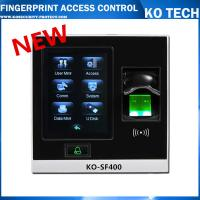 Quality KO-SF400 IP Based Fingerprint Terminal Access Control System wholesale