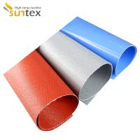 Buy cheap Good Chemical Resistance Silicone Coated Fiberglass Fabric For Insulation from wholesalers
