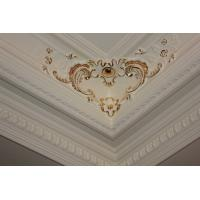 Quality Decorate your home by yourself with lower cost- polyurethane foam cornice wholesale