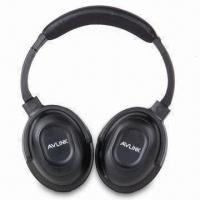 Quality Light Weight Wireless Automotive Headphones for Comfortable Wearing, Swivel Design/1 Channel for Car wholesale