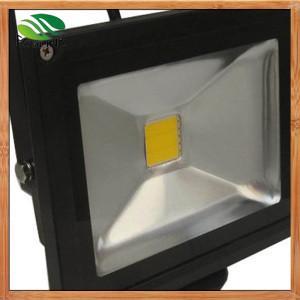 Quality China LED Lighting /10 W LED Flood Light with Sensor with Die Casting Aluminium wholesale