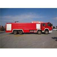 Quality Darley Pump Commercial Fire Trucks 11775×2500×3700mm Dimension Drive 8x4 wholesale
