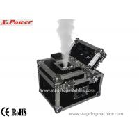 Quality Professional Low Hazer Fog Machine 500 Watt With Flight Case For Various Indoor Places, Pub  X-013 wholesale