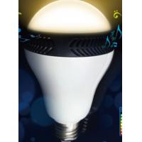 Quality 800lm E27 lamp holder led music light Remote - control 160 x 70mm wholesale