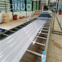 China FRP roofing sheet making machine on sale
