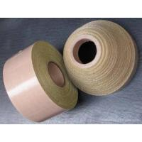 Buy cheap Teflon adhesive cloth tapes in release liner from wholesalers