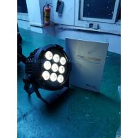 60Hz 240V Rainproof Battery Powered Stage Lights / Party LED Par Lamp Long Lifespan
