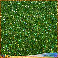 Buy cheap High quality Laser glitter powder for decoration, nail art, cosmetic, printing, textile etc. product