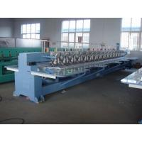 Quality Commercial Large Format Embroidery Machine With Fast Data Transmission wholesale