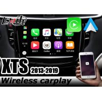 China Cadillac XTS CUE system wireless carplay Android auto youtube play video interface by Lsailt Navihome on sale