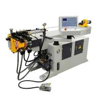 Full Automatic Stainless Steel Tube Bender , Metal Cnc Pipe Bender Low Noise for sale