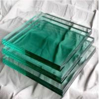 Quality Outdoor Glass Building Material Solid 8mm Toughened Glass For Doors wholesale