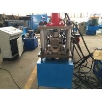 Buy cheap FD - Curtain Panel Metal Roll Forming Machine Manual Feeding , 3 Ton Capability product
