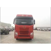 Quality Euro Ⅲ Tractor Trailer Truck With ISO9001 Certifications And 315/80R22.5 Tires wholesale