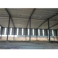 Quality Construction Precoated Roofing Sheets Prefabricated Steel Frame Warehouse In Philippines wholesale