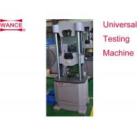 Quality EN10002-1 Standard Ultimate Tensile Strength Testing Machine 1500kg HUT305A-TP wholesale