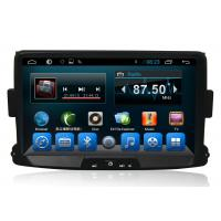 Quality Android 6.0 RDS Radio Car Gps Navigation System  Duster Logan Sandero wholesale
