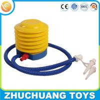 Quality mini foot pedal vacuum air pump for inflatable balls wholesale