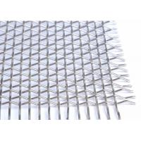 Quality Vibrating Screen Crimped Woven Wire Cloth Mesh 1m 3m 5m Length Anti Rust wholesale