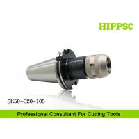Quality Face Milling Power Tool Holders For CNC Working  SK 50 Spindle Made Of 20CrNiMo wholesale
