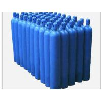 China High Capacity 40L Oxygen Industrial Gas Cylinder WMA219-40-15 on sale