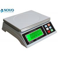 Portable Shop Commercial Weight Scale , Accurate Weight Scale With Back Light for sale