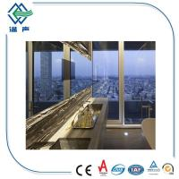 Quality Clear / Bronze / Blue Low Emissivity Glass for Doors and Windows wholesale