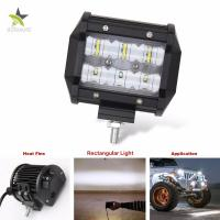 Quality Universal Suv Truck Led Work Light Bar Die Casting Aluminum Housing Material wholesale