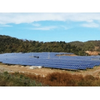 China 10MWp On Grid Solar Panel Kits Ground Photovoltaic Power Station on sale