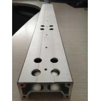 Quality Aluminium Extrusion Custom Machined Parts With Drilling And Tapping wholesale