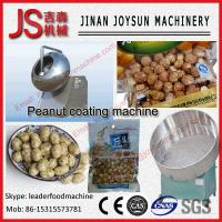 Quality High Performance Flavor Cashew Nut Peanut Coating Machine wholesale