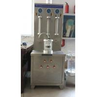 China Geotextile clay liner permeability tester, Geosynthetics test instrument on sale