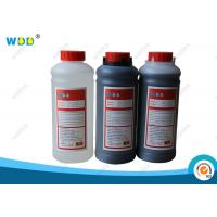 Quality Flammable 1L CIJ Ink Small Character Willett Inkjet Strong Penetration wholesale
